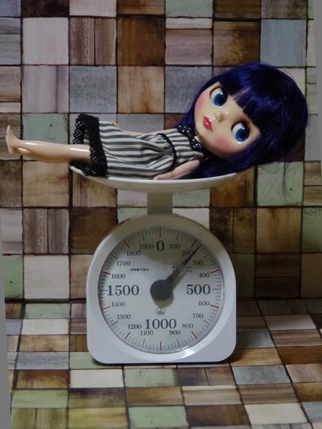 第137回モノコン 体重計