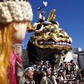 Photos: 唐津くんちを満喫するレジュネット