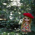 Photos: 赤い帽子の女の子
