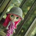 Photos: ピンク髪の少女