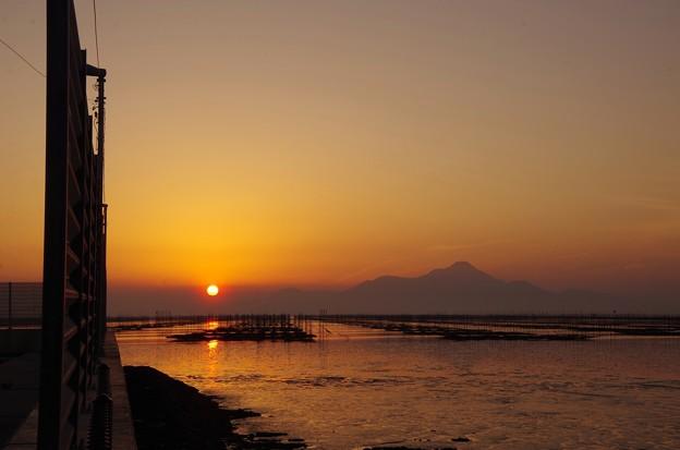 Photos: 有明海