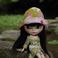 Photos: 黒髪の美少女