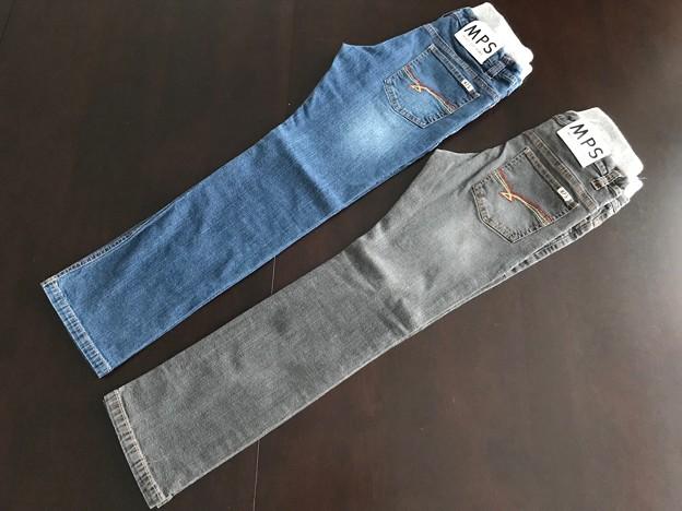 各$7 MPS総ゴムジーンズ(150)
