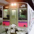 写真: 701系電車