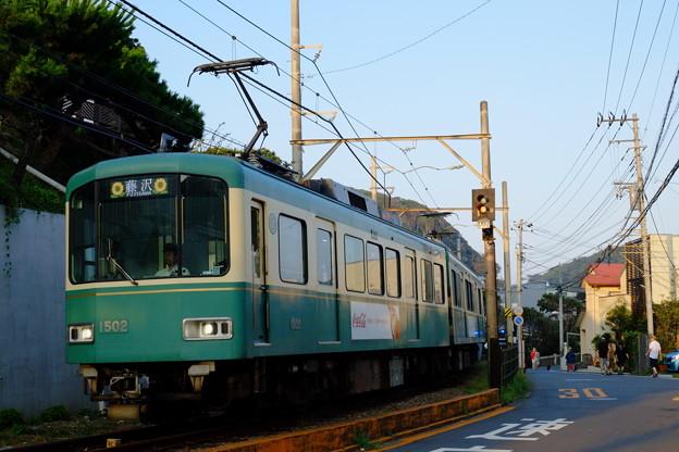 江ノ電1500形電車