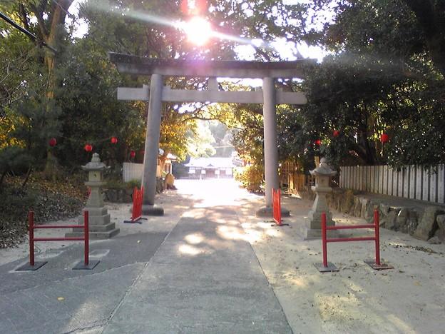 熊野三所神社(白浜町)3