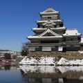 冬の松本城2