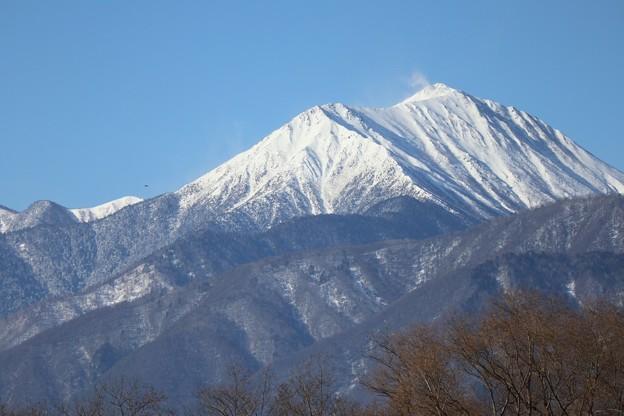 雪山アルプス