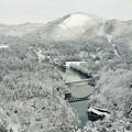 写真: 只見線 第一只見川橋