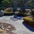 写真: 光明寺三尊五祖の庭園 #湘南 #鎌倉 #mysky #寺社仏閣