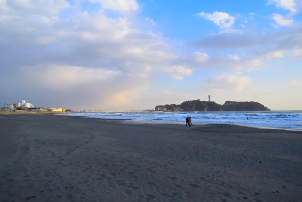 夕方の江ノ島 #湘南 #藤沢 #海 #surfing #wave #mysky