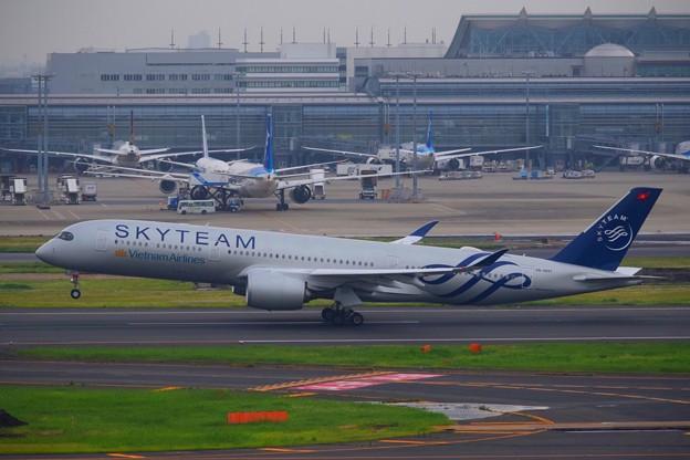 Vietnam Airlines #東京国際空港 #羽田空港 #airport #vietnamairlines #tokyointernationalairport