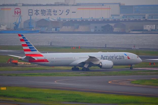 American Airlines #東京 #東京国際空港 #羽田空港 #airport #usa #tokyointernationalairport