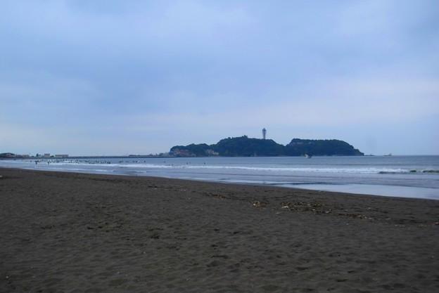 今朝の江ノ島 #湘南 #藤沢 #海 #波 #wave #surfing #mysky #beach #shonan
