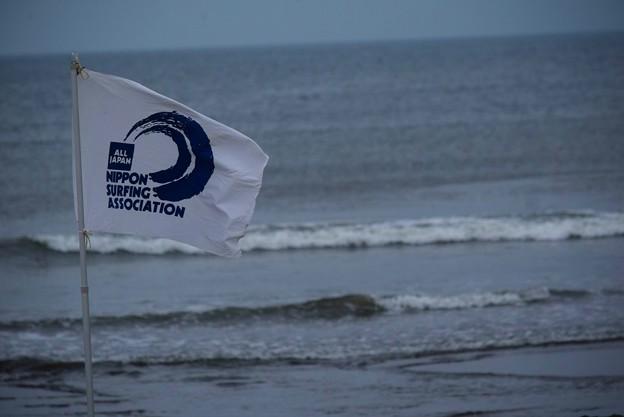 オフショアの湘南・鵠沼海岸(規制あり) #湘南 #藤沢 #海 #波 #wave #surfing #mysky #beach #shonan