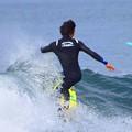 オフショアの湘南・鵠沼海岸(規制あり) #湘南 #藤沢 #海 #波 #wave #surfing #mysky #beach