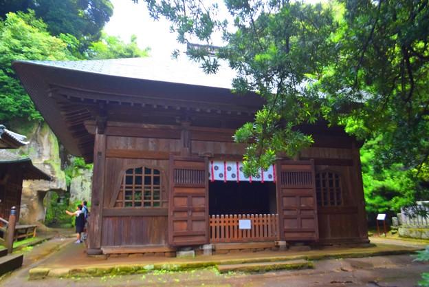 浄光明寺 仏殿 #鎌倉 #kamakura #湘南 #寺 #temple #mysky