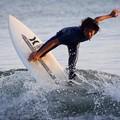 オフショアの湘南・鵠沼海岸 #湘南 #藤沢 #海 #波 #サーフィン #surfing #wave #mysky #shonan #beach