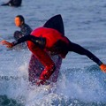 そこそこ遊べる波の湘南・鵠沼海岸 #湘南 #藤沢 #海 #波 #wave #surfing #mysky #beach