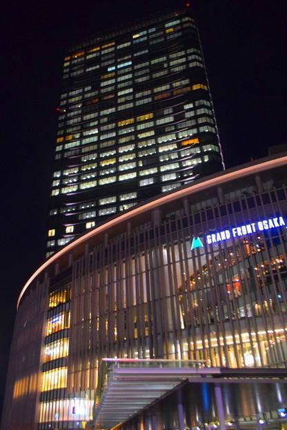 グランフロント大阪 #大阪 #クリスマス #イルミネーション #osaka #illumination #christmas #xmas #グランフロント大阪 #grandfrontoska