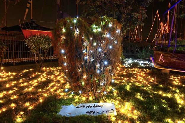 湘南港のイルミネーション #江ノ島 #湘南 #イルミネーション #クリスマス #illumination #christmas #merrychristmas