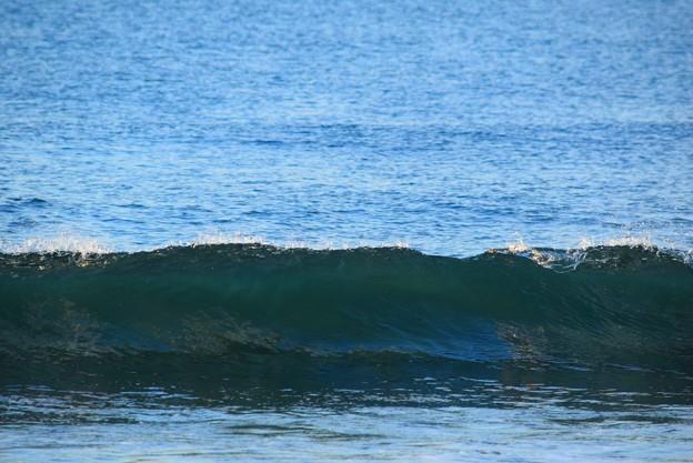 今朝の湘南・鵠沼海岸の波はひざからももサイズ #湘南 #藤沢 #海 #波 #wave #surfing #mysky