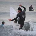 オフショアの湘南・鵠沼海岸 #湘南 #藤沢 #海 #波 #wave #surfing #mysky #sea