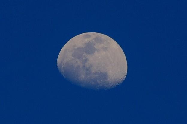 月齢10の月 #湘南 #藤沢 #海 #波 #wave #surfing #mysky #月 #sky #moon