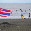 湘南・鵠沼海岸夕景 #湘南 #藤沢 #海 #波 #wave #surfing #mysky #サーフィン #sea #beach