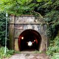 Photos: 樫曲隧道