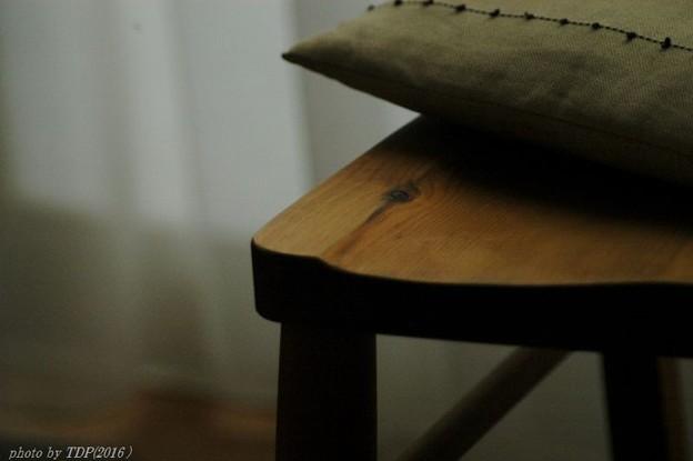 Photos: 椅子角