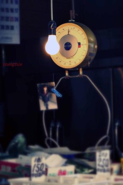 Photos: 秤.......