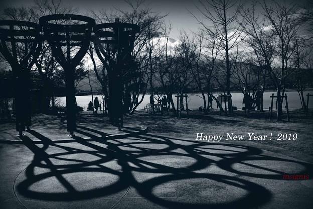 Happy New Year ! 2019......