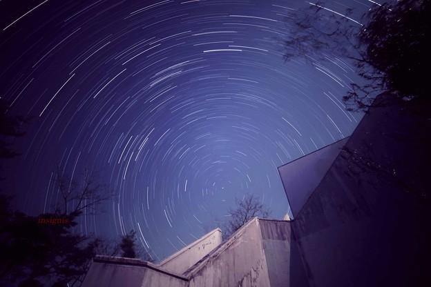 写真: 白銀平スタートレイル.......