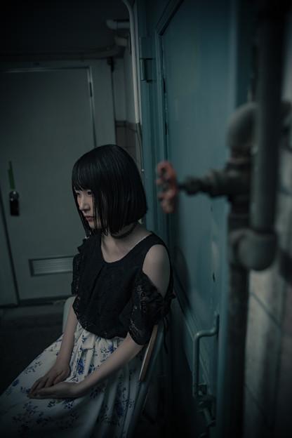 冷タイ地下室