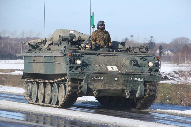 73式装甲車