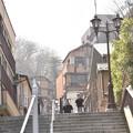 写真: 石階段