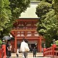 写真: 武蔵一宮氷川神社