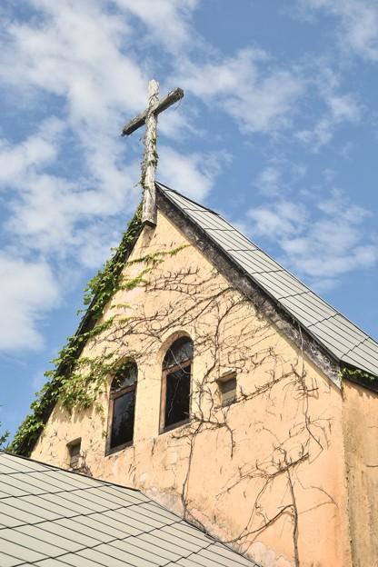 ロックハート城 教会