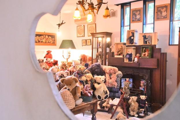 ロックハート城 テディ―の家