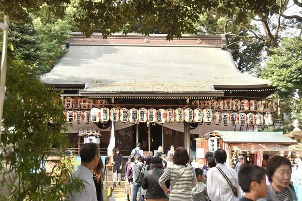 太子堂八幡神社(例大祭)