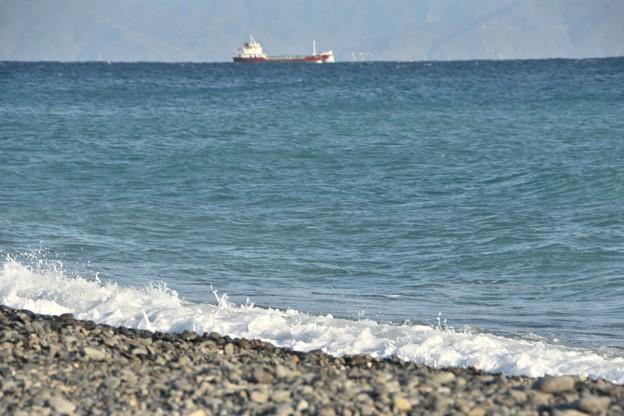 三保の松原 海