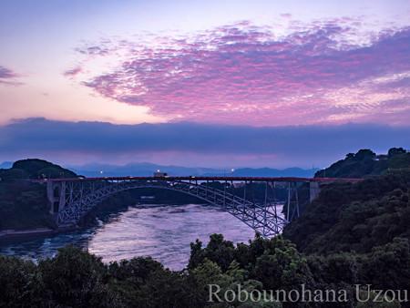 夜明けの西海橋2