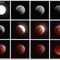 写真: 20180131皆既月食