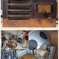 Photos: 1940年 スピーカーのコイル交換