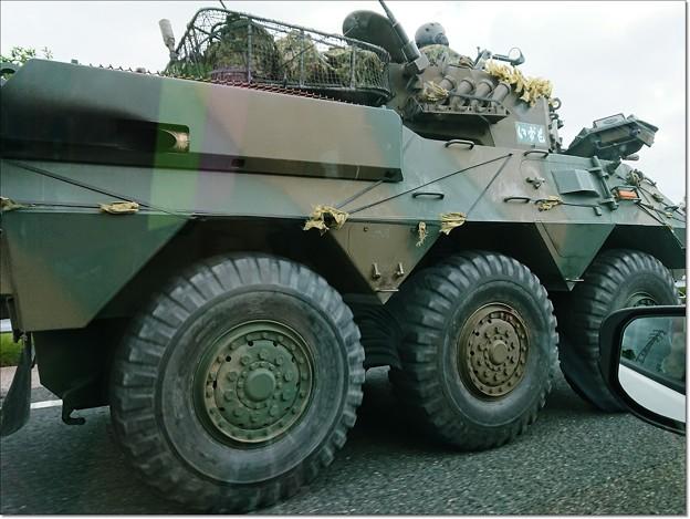 機関砲装備の偵察警戒車