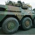 写真: 機関砲装備の偵察警戒車