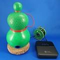Photos: ひょうたんスピーカー Bluetooth化