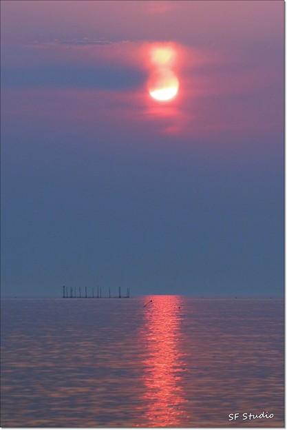 Photos: 二つの太陽