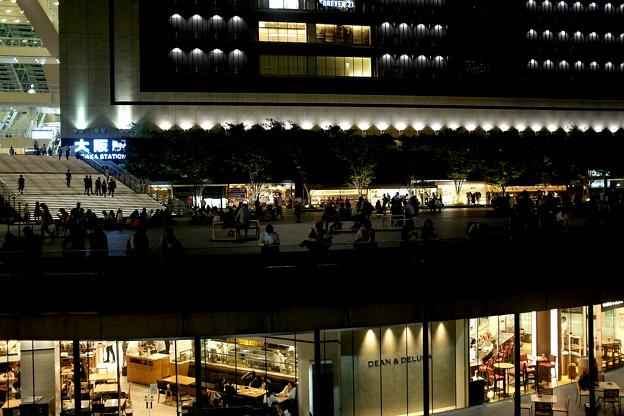 夜の大阪駅ー2